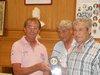 remise de médaille à Guy DARAN - Union Sportive Pointe du Médoc football