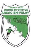 logo du club Union Sportive Arsac en Velay