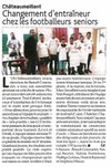 Echo du Berry du 20.07.2017 - Union Sportive de Châteaumeillant
