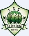 logo du club USG LA FOUILLOUSE