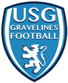logo du club US GRAVELINES FOOTBALL