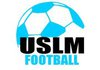 logo du club UNION SPORTIVE LITTERAIRE MONT ST MARTIN FOOTBALL