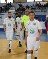 Futsal - Têtes de vainqueurs et leurs supporters - Union Sportive de Mandelieu la Napoule Football