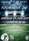 TOURNOI  U8 - U9 - UNION SPORTIVE DE ROISSY EN FRANCE