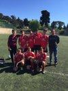 L'équipe U15 en déplacement à Ollioules - Union Sportive Riansaise