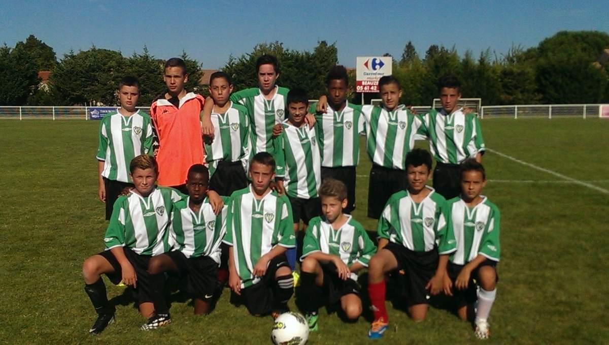 U15 équipe 1