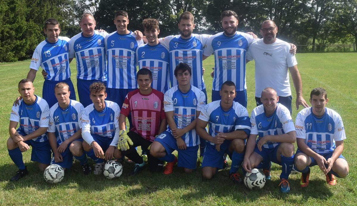 ASF Séniors équipe A