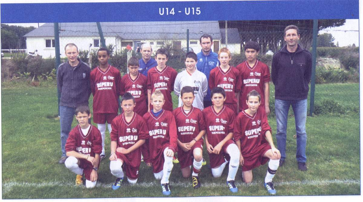 U15 AS St-YVI