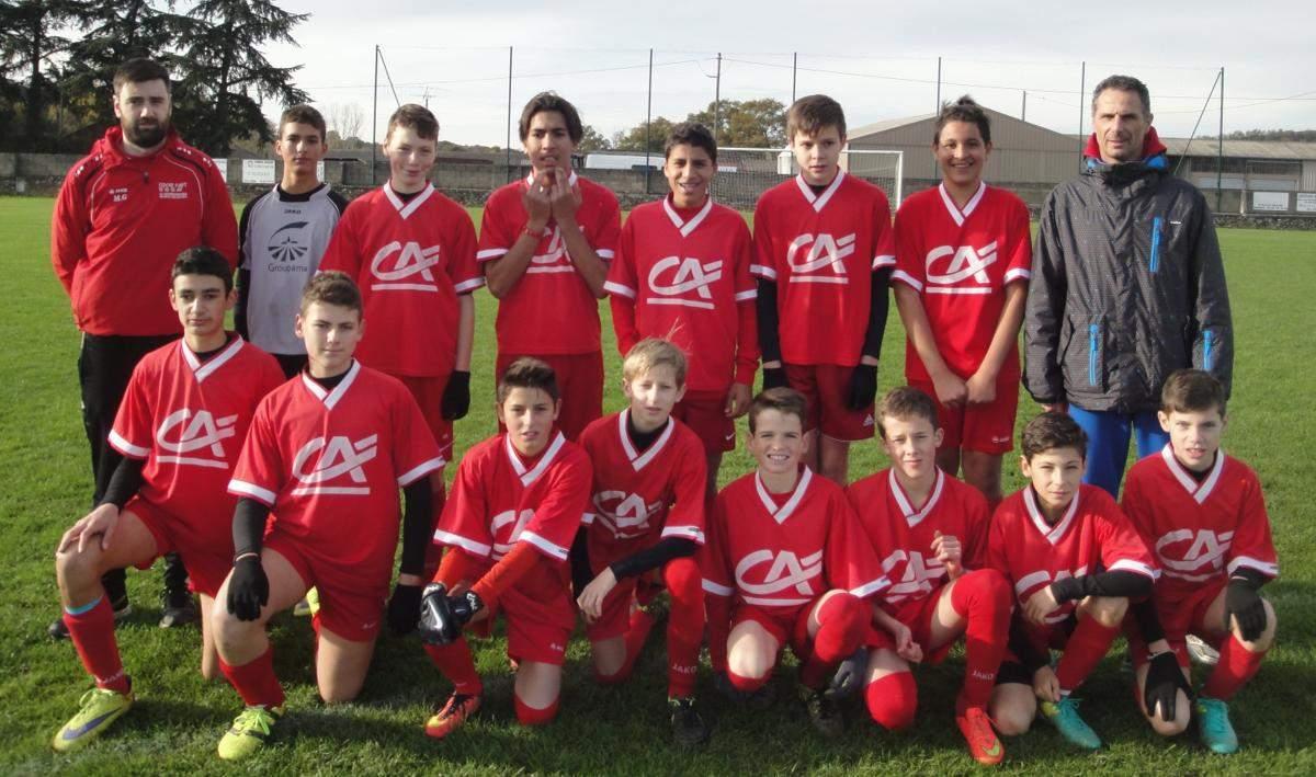 U15 équipe 2