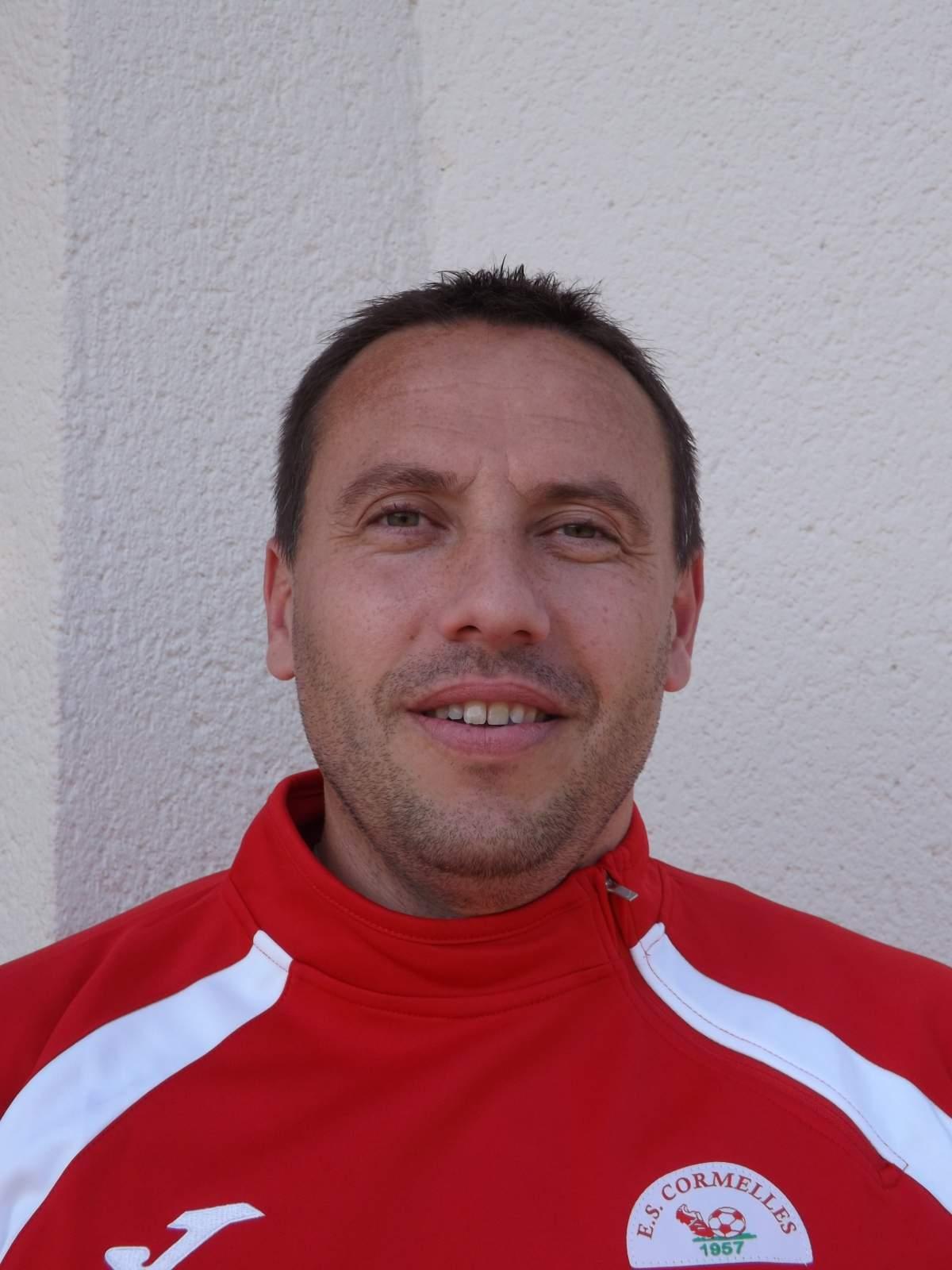 Joueur - <b>Olivier LEMESLE</b> - club Football E.S.CORMELLES FOOTBALL - Footeo - olivier-lemesle-2__o1ieyd