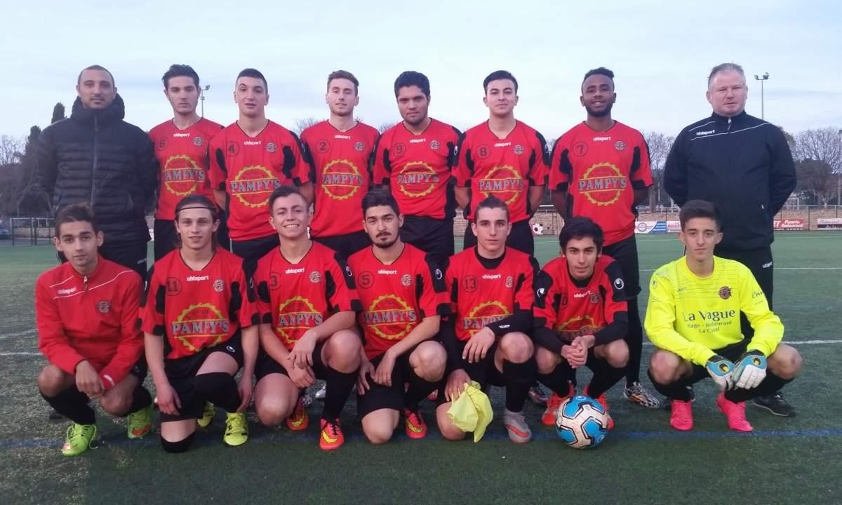 U19 1 ES La Ciotat