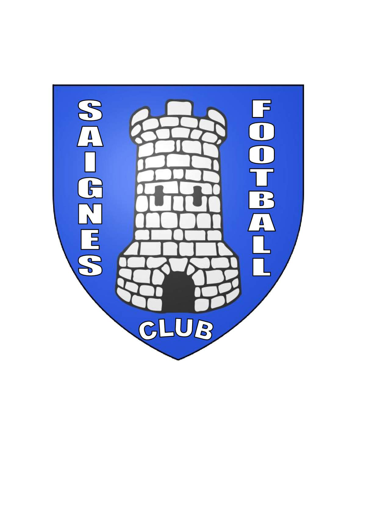 Saignes football club site officiel du club de foot de - Logo championnat foot ...