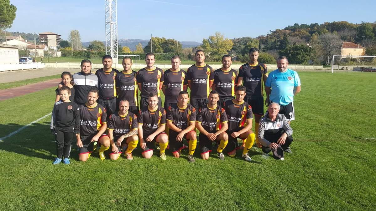 FC LUBERON 1