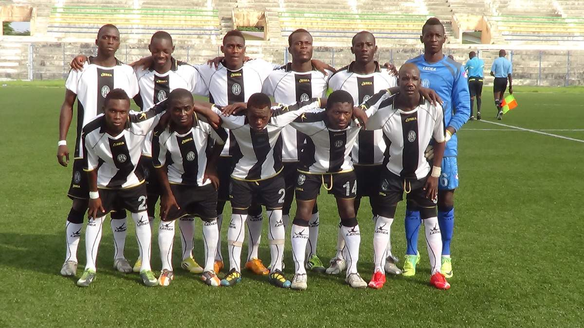 Port-Gentil FC/Seniors