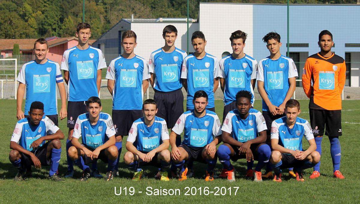 U19 Comminges Saint-Gaudens