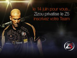 Zizou privatise le Z5 !