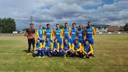 Séniors : Match à Annay, le 28 août 2016 - AAE Dourges Football - Saison 2016/2017
