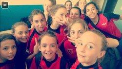 AC Alignan Féminines Honneur - AS Frontignan Score final: 10-1 - AC ALIGNANAIS