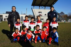 U6U7 l'avenir de l'ACV - ATHLETIC CLUB VEDENAIS