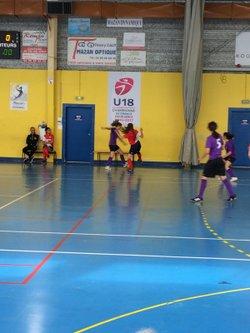 Tournoi en salle U17 féminines à Mazan - ATHLETIC CLUB VEDENAIS