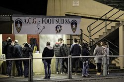 A.C.G FOOT SUD (1) - BRION ST SECONDIN (1) - A.C.G. FOOT SUD 86