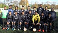 saison 2017-2018 :8ème journéee,ACSOM-STANDARD FC :2-0 - Association Culturelle & Sportive Outre Mer