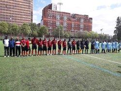 1/4 de finale de la coupe INTER DOM ,US NETT - ACSOM : 2-1