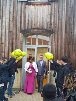 Jeune marié - AISEREY IZEURE FOOTBALL CLUB