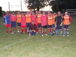 Tournoi Les Vieux crampons - AISEREY IZEURE FOOTBALL CLUB