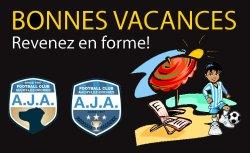 Bonnes Vacances ! - Association Jeunesse Alcyaquoise