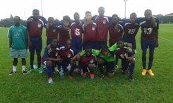LES U15 AVANT ET APRES UN CHAMPIONNAT SAISON 2015/2016 - Association des Jeunes de Balata Abriba