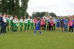 Nos U15 au tournoi du FC Tôtes (le 19/06/2016) - AMICALE JOSEPH CAULLE BOSC LE HARD