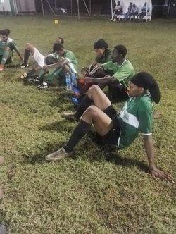 Match d'entraînement - AJSF/Evolucas - AJ SAINT-FÉLIX