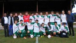 U17 MATCH CONTRE FC LAMBALLE 3 - ALSS TRELAT TADEN
