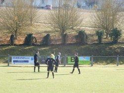 L'équipe A se déplaçait à Villebois. Score 0-0 - AM.S VOEUIL ET GIGET