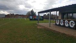 Coupe départemental U14/u15 Laigneville   / Sainte Genevièves - Amicale Sportive Laigneville