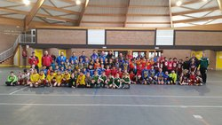 Challenge U11 Jaurés Cambray 2015 - AOSC SALLAUMINES