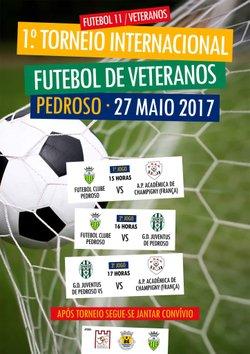 TOURNOI VETERANS A PEDROSO (PORTO) - A.P.A.C CHAMPIGNY SUR MARNE
