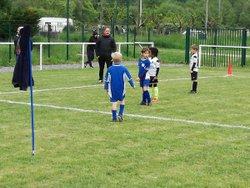 plateau foot à 3 U6U7 à LAHONCE avec Boucau et les Croisés - ARDANAVY  FOOTBALL   CLUB