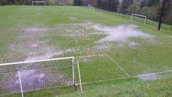 Match du weekend sous la pluie
