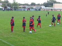Rentrée du Foot U10/U11 du samedi 16/09/17, 3 équipes à l'ASB cette année. - AS Beautiran Football Club