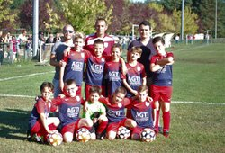 Photos du plateau U10/11 du 15/09/18 - AS Beautiran Football Club
