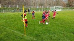 Plateau U8/U9 à Illats le 9/12/17. Merci Corinne ! - AS Beautiran Football Club