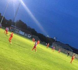 Match amical Seniors. Défaite 3 à 1 contre Savignac. But de Susu ! - AS Beautiran Football Club