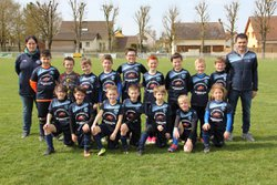 Plateau U9 à COURCY le samedi 7 avril 2018 - ASSOCIATION SPORTIVE DE BÉTHENIVILLE