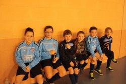 Futsal U9 à SOMMEPY le samedi 27 janvier 2018 - ASSOCIATION SPORTIVE DE BÉTHENIVILLE