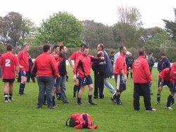 finale Coupe du Conseil Général saison 2007/2008 - ASSOCIATION SPORTIVE CAMARETOISE