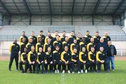 Groupe Séniors 2017/2018 - Association Sportive Chapelloise