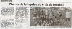 Saison 2016/2017 - Amicale sportive de Cheniménil