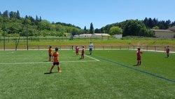 Plateau U9 à Chateauneuf sur Isère21052016 - Association Sportive de Cornas